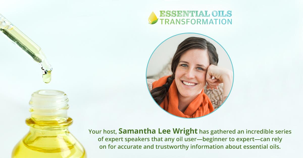 Essential Oils Transformation Summit