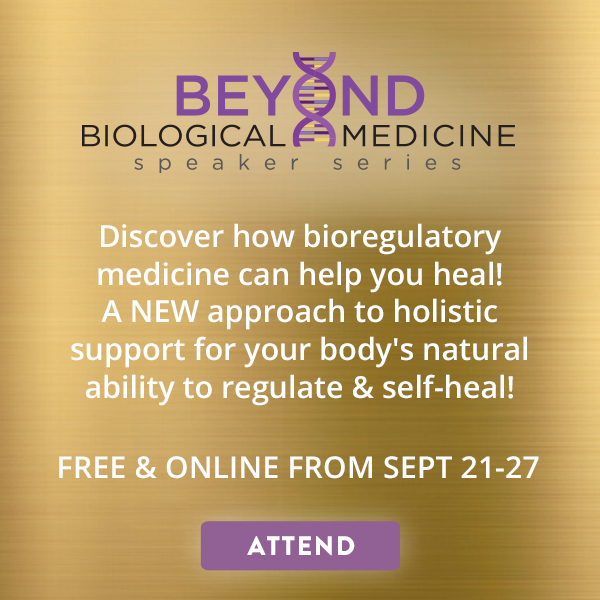 Beyond Biological Medicine Speaker Series