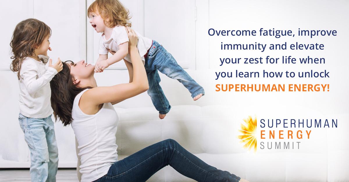 Join Superhuman Energy Summit 2020