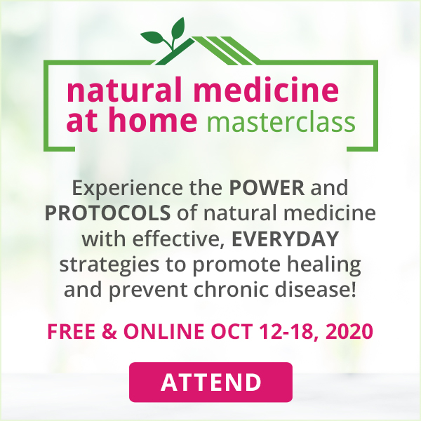 Natural Medicine At Home Masterclass