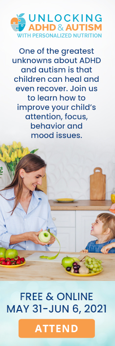 Unlocking ADHD & Autism with Personalized Nutrition