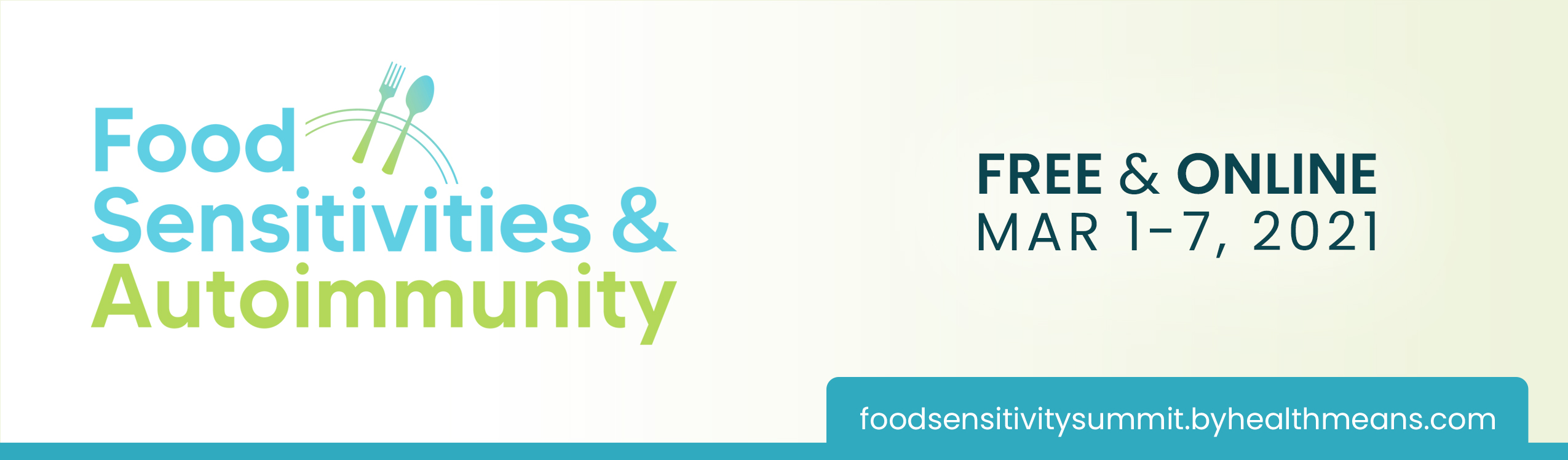 Food Sensitivities and Autoimmunity Summit