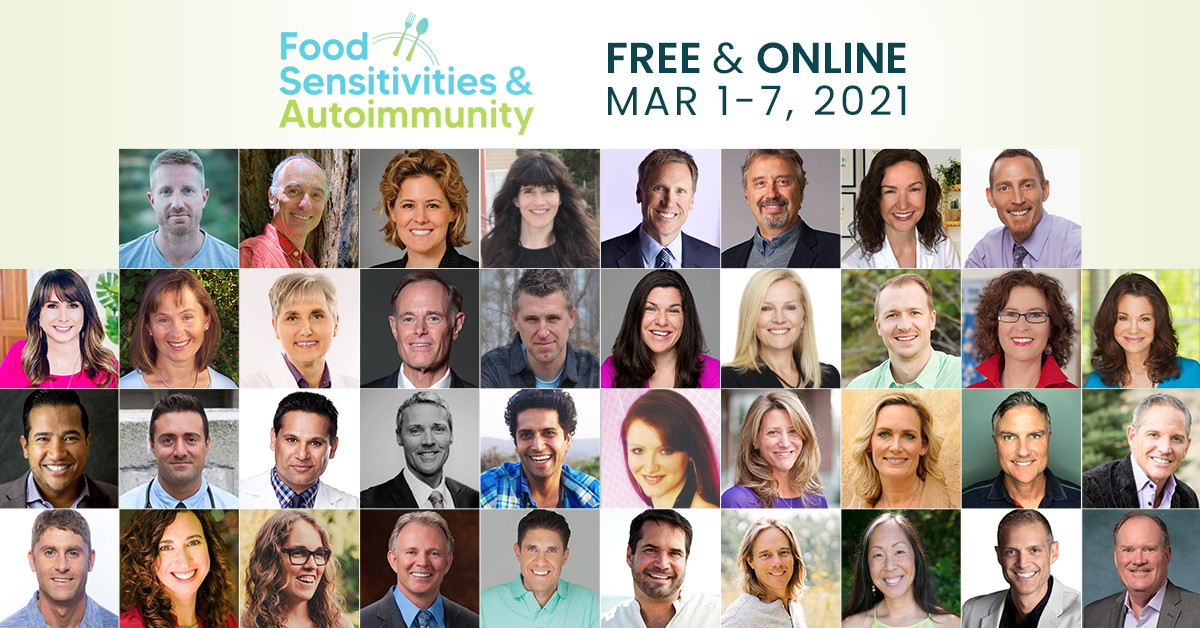 Food Sensitivities and Autoimmunity Summit