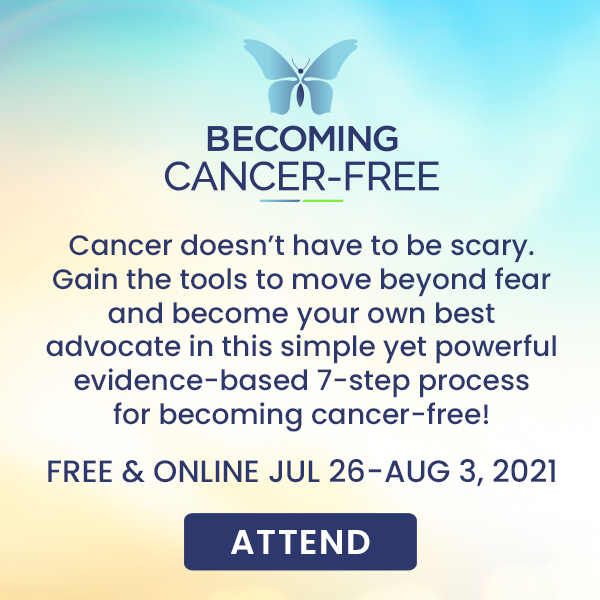 Becoming Cancer-Free Masterclass