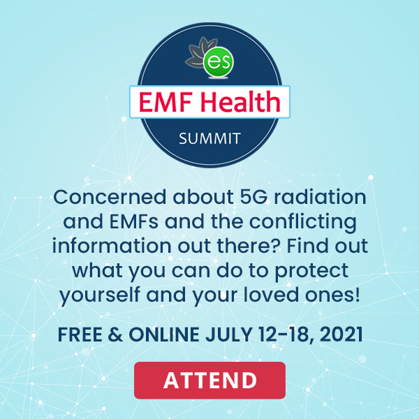 EMF Health Summit 2.0: Navigating EMFs, 5G, WiFi and Our Electromagnetic World