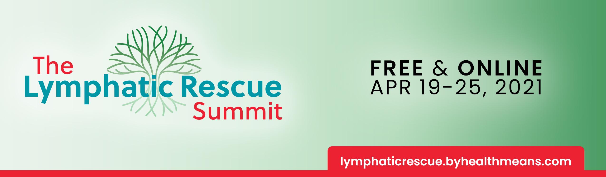 Lymphatic Rescue Summit