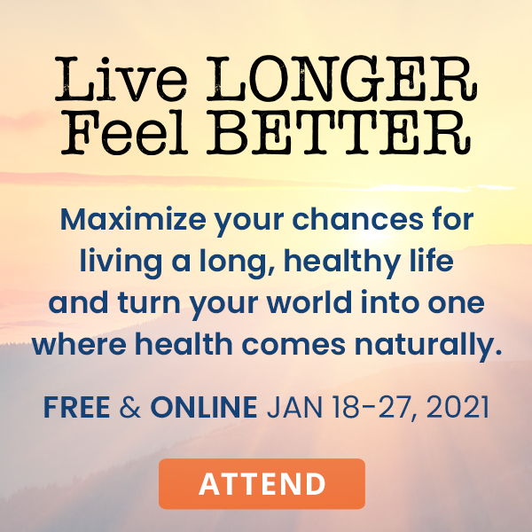 Live Longer, Feel Better! Docuseries