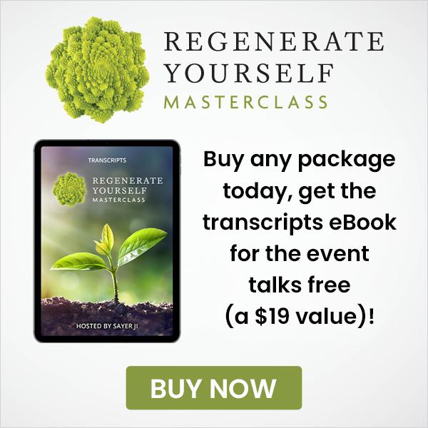 Regenerate Yourself Masterclass