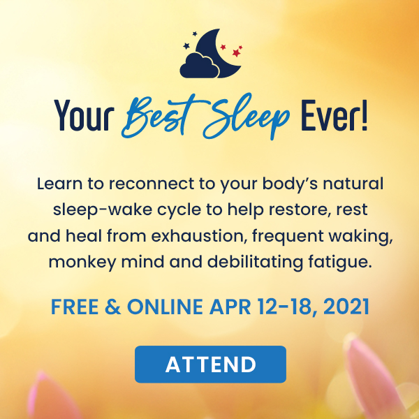 Your Best Sleep Ever Summit