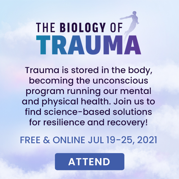 Biology of Trauma: Solutions Series for Mental Health, Addictions and Burnout