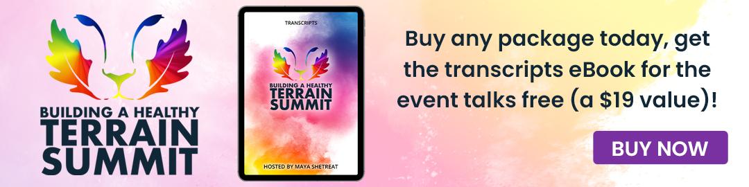 Building a Healthy Terrain Summit